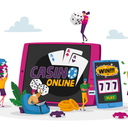 Kobl fra på ferien med online casinospil på mobilen